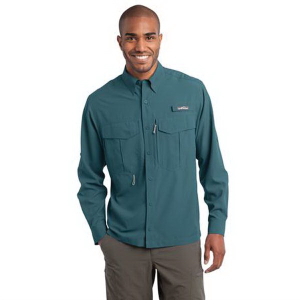 Eddie Bauer® Long Sleeve Performance Fishing Shirt